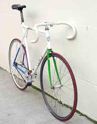 bikecult.com/bikeworks nyc/archive bicycles/gt team shaklee track