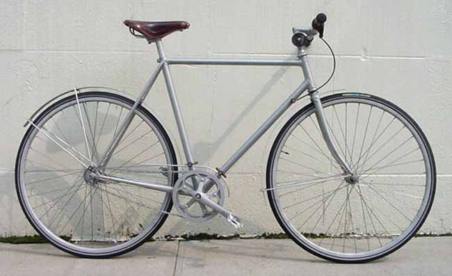 Bike 3 Speed Coaster Brake Sogreni Classic City X speed