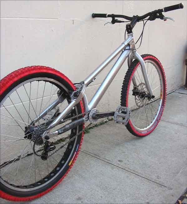 bikecult.com > bikeworks nyc > archive bicycles > koxx xtp ...