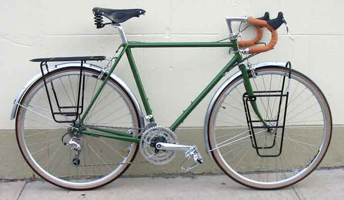 Bikeworks Nyc Archive Bicycles Johnny Coast Road Touring