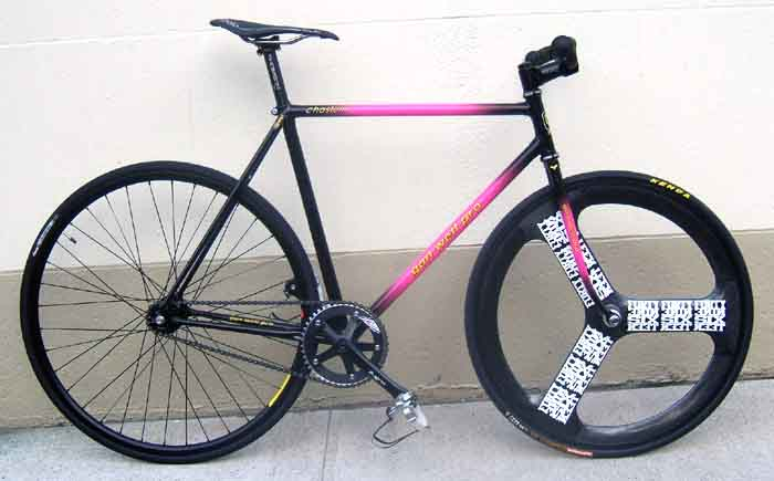 bikecult bikeworks nyc archive bicycles gan well pro fixed gear