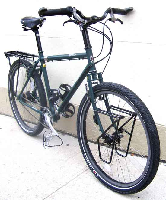 Expedition Touring Bike