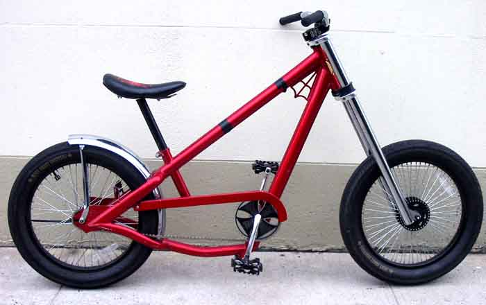 chopper bicycle by bbto - photo #36