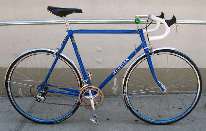 Bikecult Bikeworks Nyc Archive Bicycles Mercian Road Touring