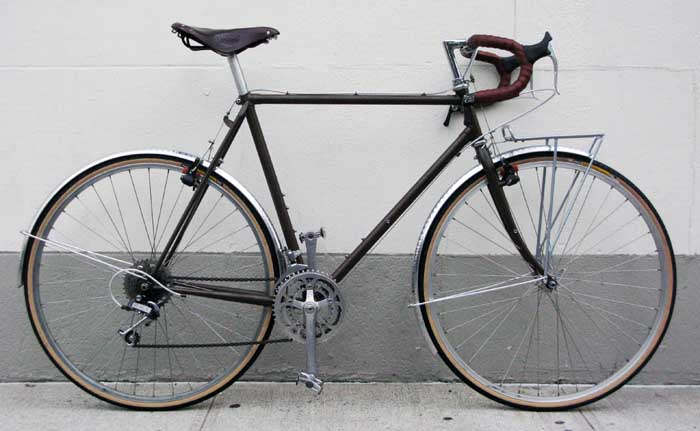 Bikecult Bikeworks Nyc Archive Bicycles Bianchi Volpe Road Touring