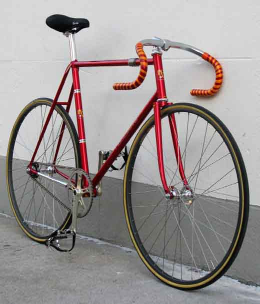 Bikecult Bikeworks Nyc Archive Bicycles Nagasawa Track