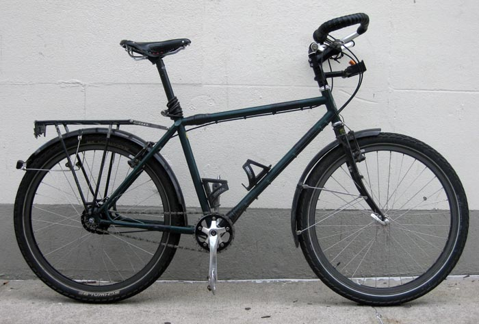Bikecult Bikeworks Nyc Archive Bicycles Thorn Nomad Touring