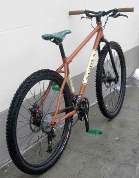 Bikecult bikeworks nyc bicycles amp frames soma b side mtb