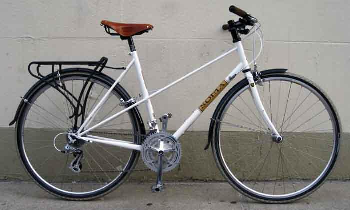 soma buena vista mixte bicycle 2009